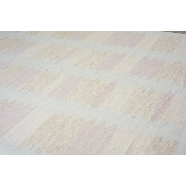 Contemporary Schumacher Morfar Hand-Woven Area Rug, Patterson Flynn Martin For Sale - Image 3 of 7