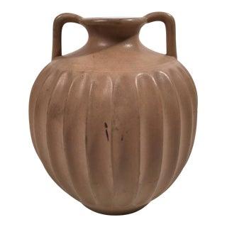 Neoclassical Art Pottery Vase, circa 1930s