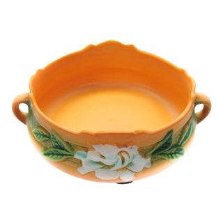 Antique Roseville Pottery Bowl For Sale