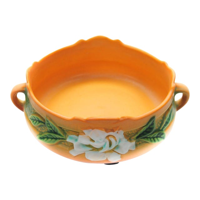 Antique Roseville Pottery Bowl - Image 1 of 10
