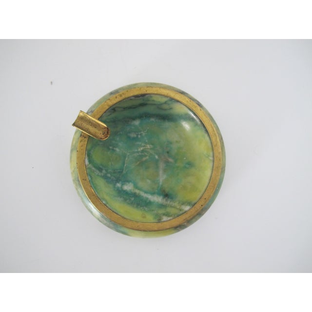 Green Marble Catchall - Image 3 of 5