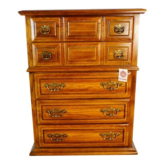 Broyhill Wooden Dresser For Sale