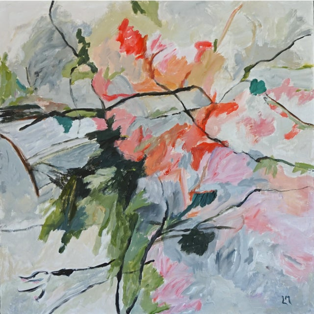 """Life Cycle is part of the artist's ongoing series called """"My Back Yard,"""" which celebrates California's diverse wild plant..."""
