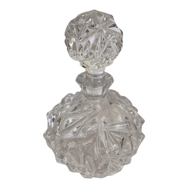 Tiffany & Co. Hand Cut Glass Decanter - Image 1 of 5