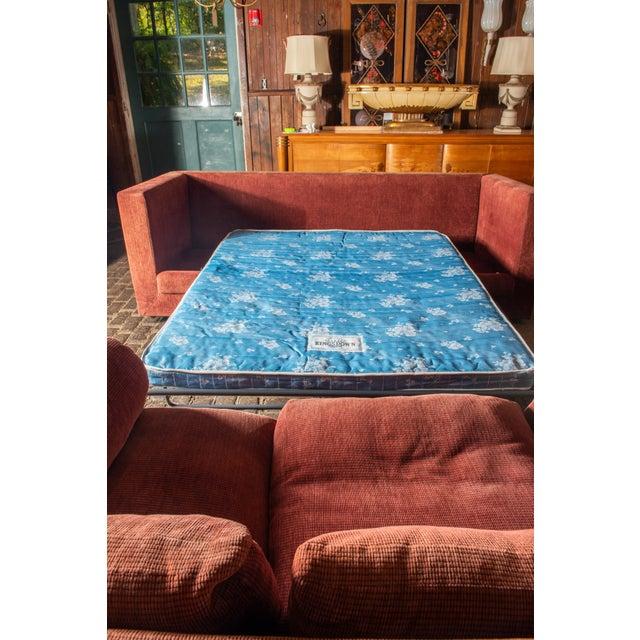 1990s Vintage Custom Made John Saladino Sofa For Sale - Image 28 of 34