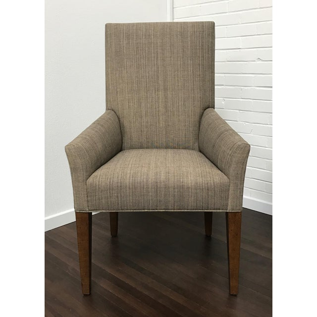 Wood RJones Charleston Arm Chair For Sale - Image 7 of 9