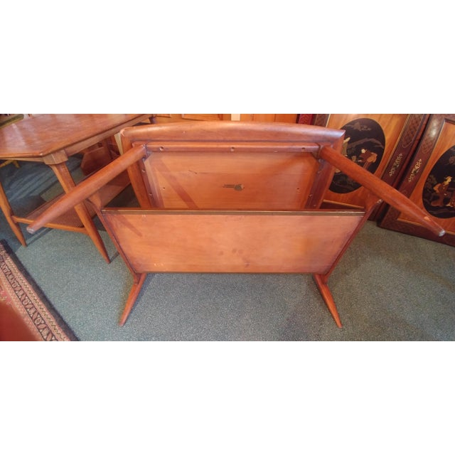 1960s Mid Century Modern Tomlinson Sophisticate End Tables - a Pair For Sale - Image 5 of 6