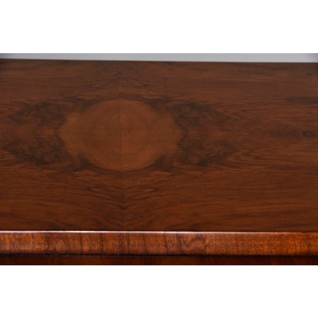 French Art Deco Walnut Sideboard For Sale - Image 11 of 13