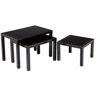 Pierre Vandel French Nesting Tables - Set of 3 For Sale