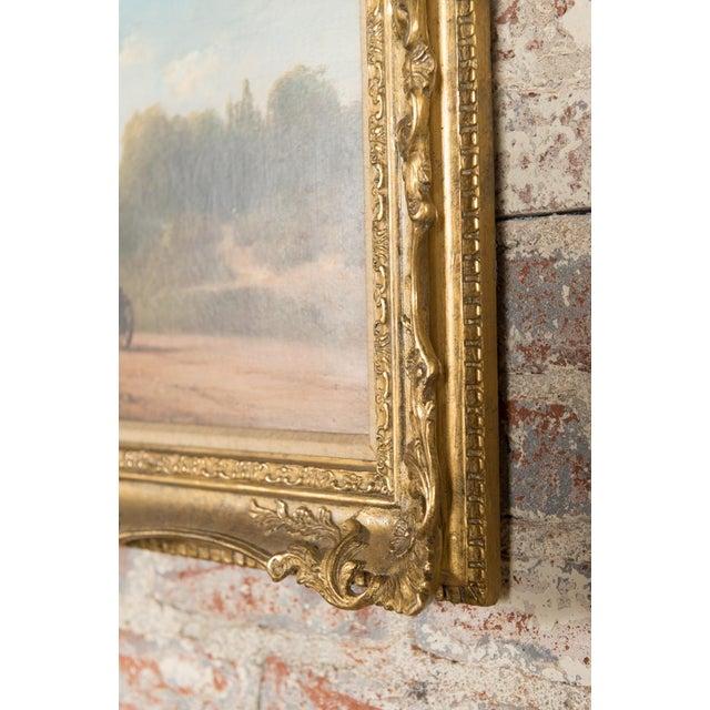 19th-C. Sussex Landscape by E. J. Niemann For Sale - Image 9 of 10
