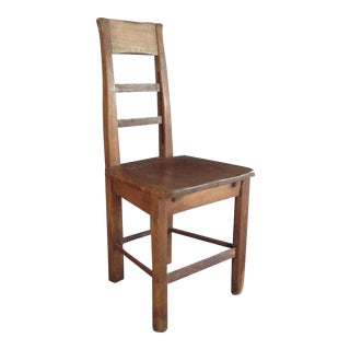 Heywood-Wakefield Wood Chair For Sale
