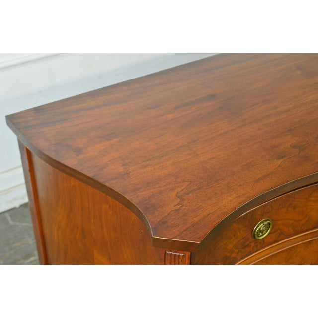 B. Altman & Co. New York Vintage Mahogany Federal Style Sideboard For Sale - Image 9 of 13