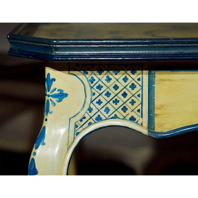 Painted French Side Tables - A Pair - Image 6 of 7