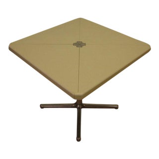 "Castelli Vintage Folding ""Plano"" Table For Sale"