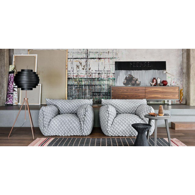 Make your interior unique with this two Italian pieces! This wonderful armchair called Nuvola 05 has been designed by...