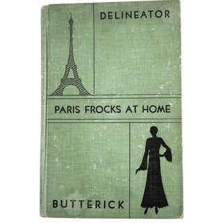 Paris Frocks at Home Book For Sale
