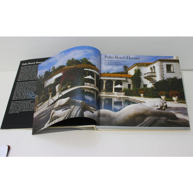 """1990s 1st Ed 1991 Rizzoli """"Palm Beach Houses"""" Coffee Table Book by Shirley Johnston For Sale - Image 5 of 13"""