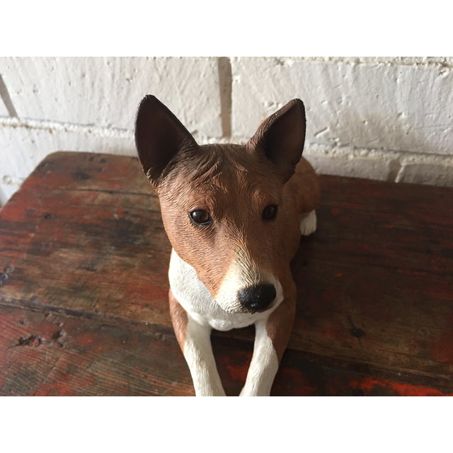 Basenji Dog Statue - Image 7 of 10