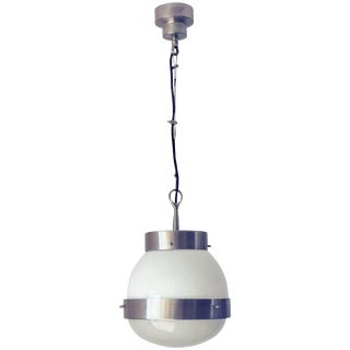 Delta Pendant by Sergio Mazza for Artemide For Sale