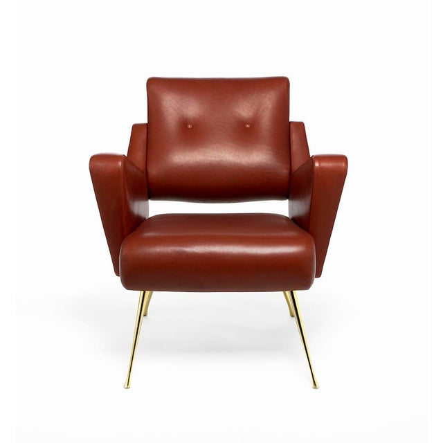Contemporary The Alec Club Chair by Studio Van Den Akker For Sale - Image 3 of 3