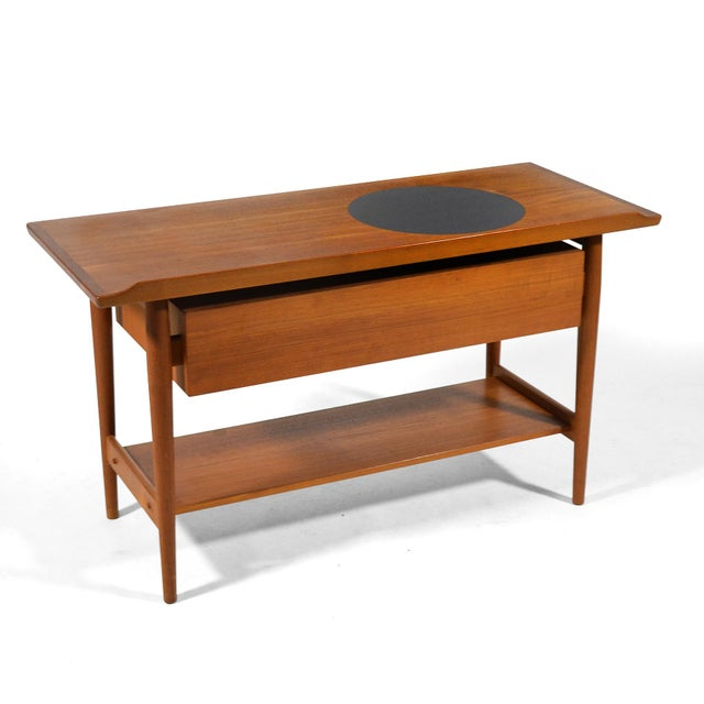 1960s Arne Vodder Server / Console Table by Sibast For Sale - Image 5 of 11