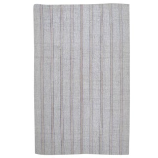 Kilim with Vertical Stripes
