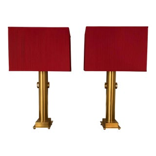 Mary McDonald Lamps - a Pair For Sale
