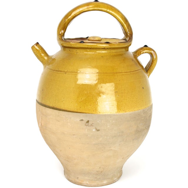 Antique French Water Jug - Image 1 of 5