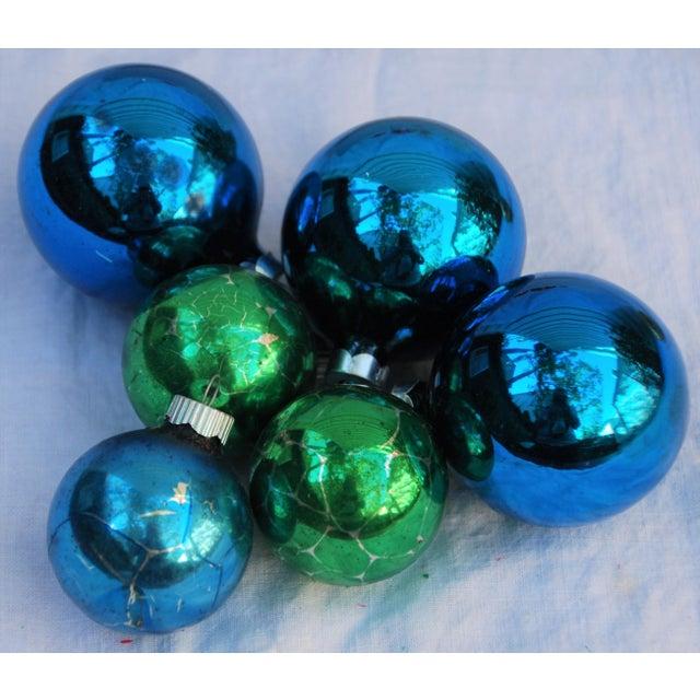Vintage Christmas Ornaments - Set of 43 - Image 10 of 11