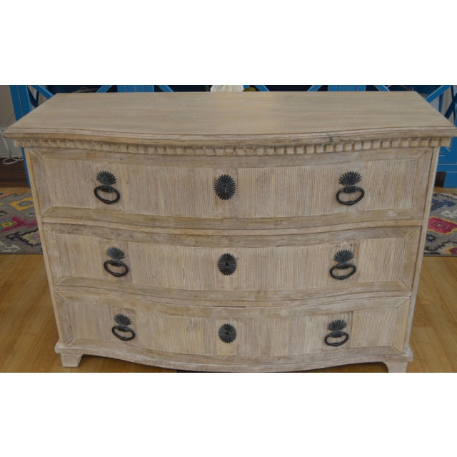 Swedish Style Acacia Bickerton Dresser - Image 2 of 5