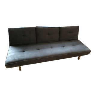 Room & Board Gray Sofa For Sale