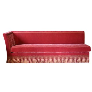 Custom Banquette Right Arm For Sale