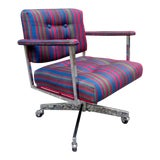 Image of Mid Century Frank Doerner Faultless Office Chair for Cole Steel For Sale