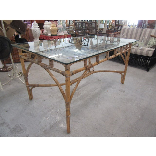 Italian Deutch Chippendale Dining Set - 5 Pieces For Sale - Image 4 of 10