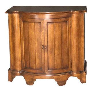 French Country Century Furniture Somerset Commode Cabinet For Sale