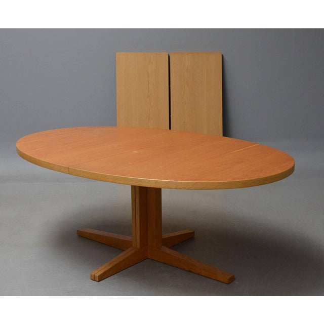 Mid-Century Modern Matching Table by Kurt Stervig for Kp Furniture- Set of 8 For Sale - Image 3 of 8