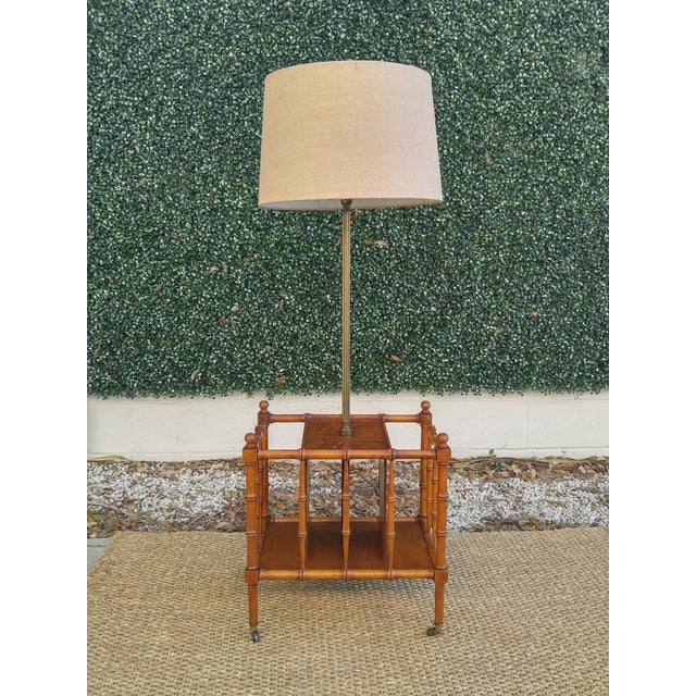 This piece dates from the '50s or '60s yet has a timeless quality. It would be the perfect space saver in areas with...