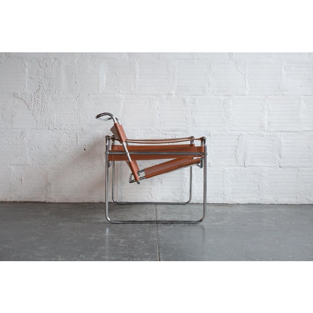 Wassily Marcel Breuer for Knoll Chairs - a Pair - Image 7 of 11