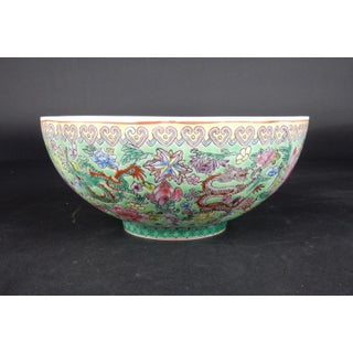 Chinese Egg Shell Porcelain Bowl Preview