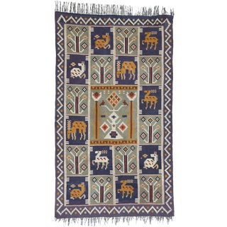 Early 20th Century Swedish Wall Hanging For Sale