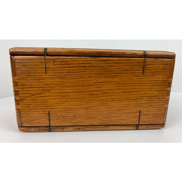 Auburn 1889 American Puzzle Box For Sale - Image 8 of 12