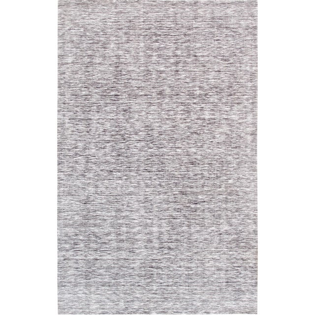 Pasargad Texture Transitiona Polyester & Cotton Rug - 5' X 8' For Sale