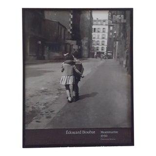 Édouard Boubat Montmartre 1950 Éditions Du Désastre Print
