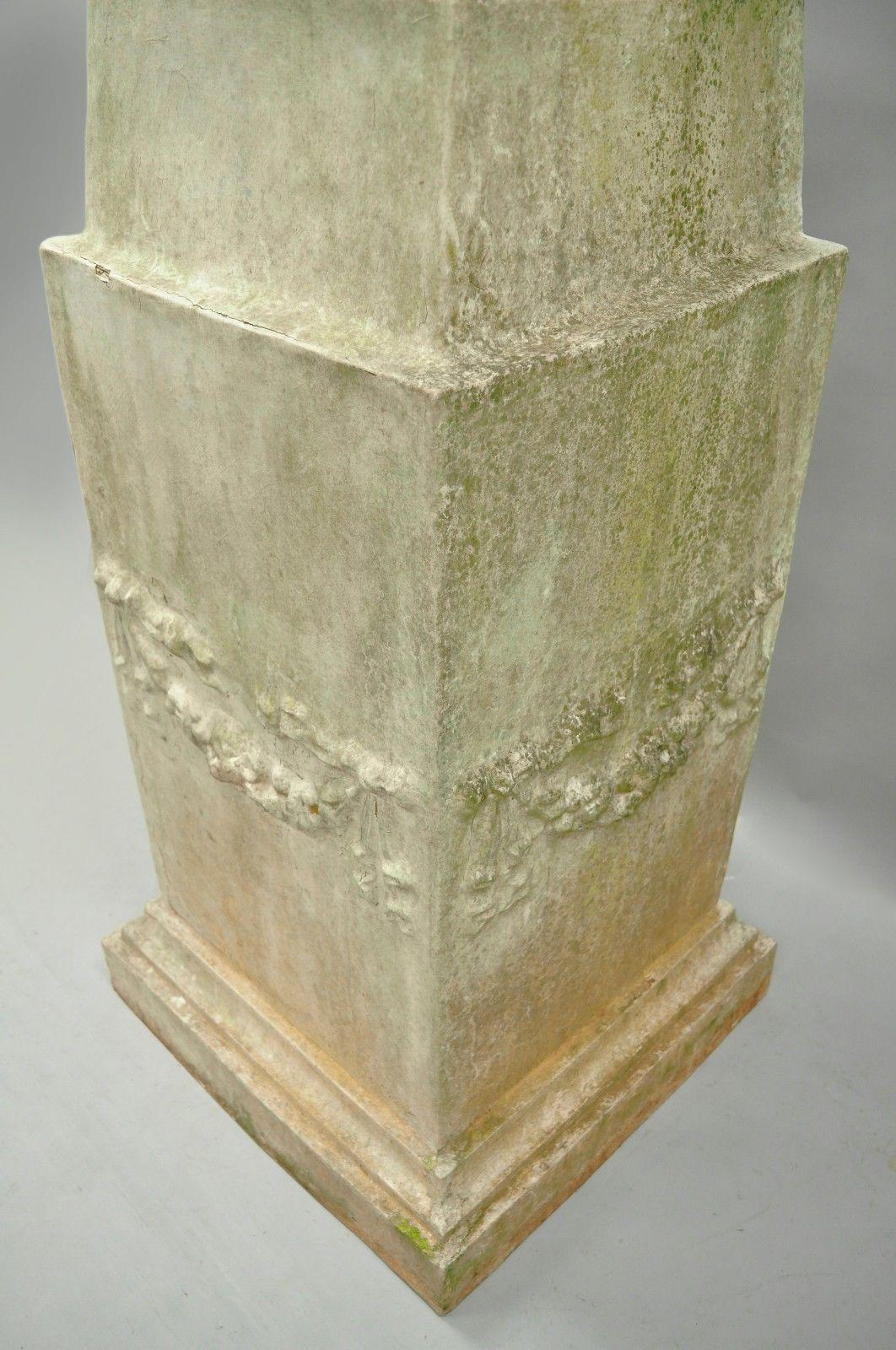 garden pedestal. Garden Pedestal Water Fountain - Image 7 Of 13 D