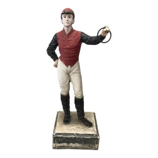 Lawn Jockey For Sale