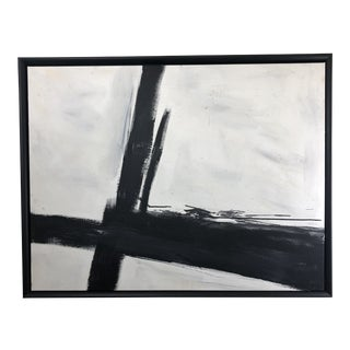1959 Franz Kline Abstract Painting For Sale