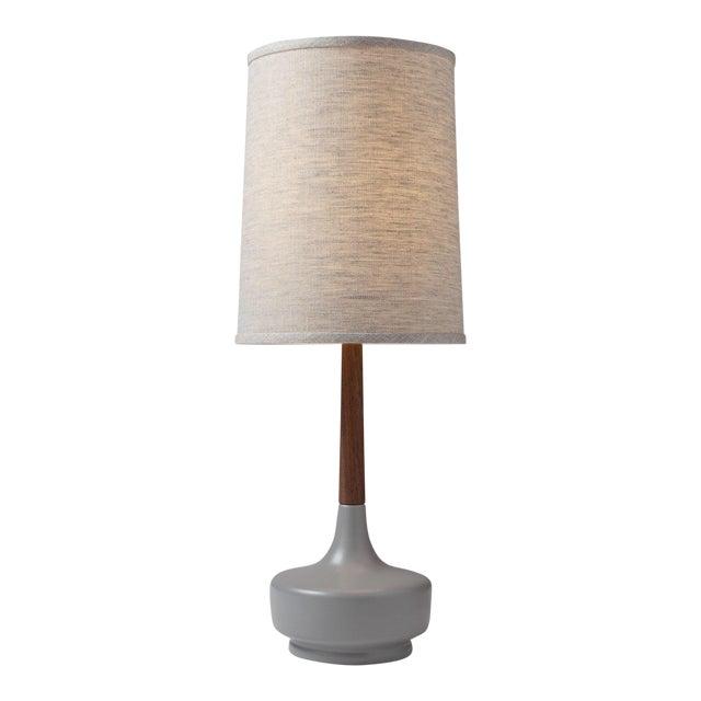 "Danish Modern ""Brooke"" Nantucket #8 Table Lamp For Sale"