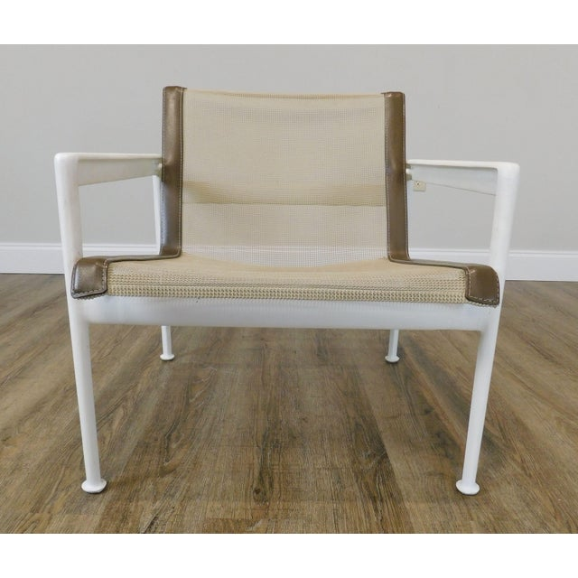 Knoll Richard Schultz 1966 Patio Lounge Chair with Arms For Sale - Image 10 of 13