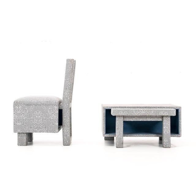 Studio Mingle-Maeda Chair and Side Table for Droog - Image 2 of 9