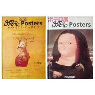 Bundle - 2 Assorted Fernando Botero Books For Sale